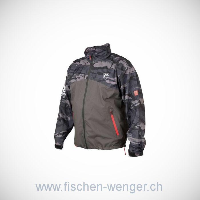 Hose oder Anzug wasserdicht Regenbekleidung Savage Gear Black Savage Grey Jacke